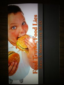 Food Truth Food Lies book by doctorfoodtruth